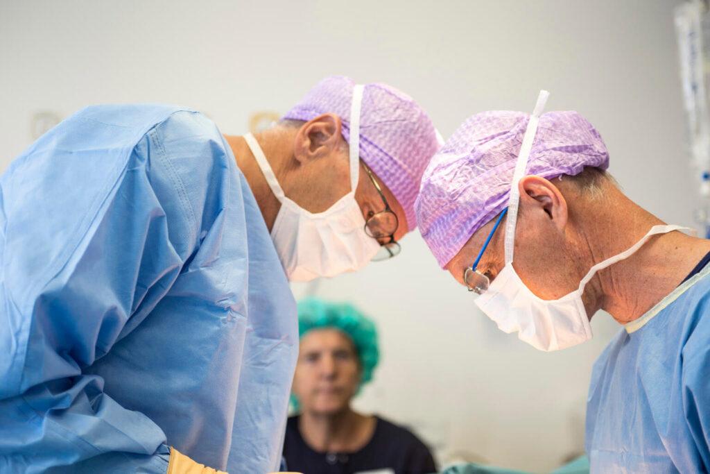 Rygkirurgi